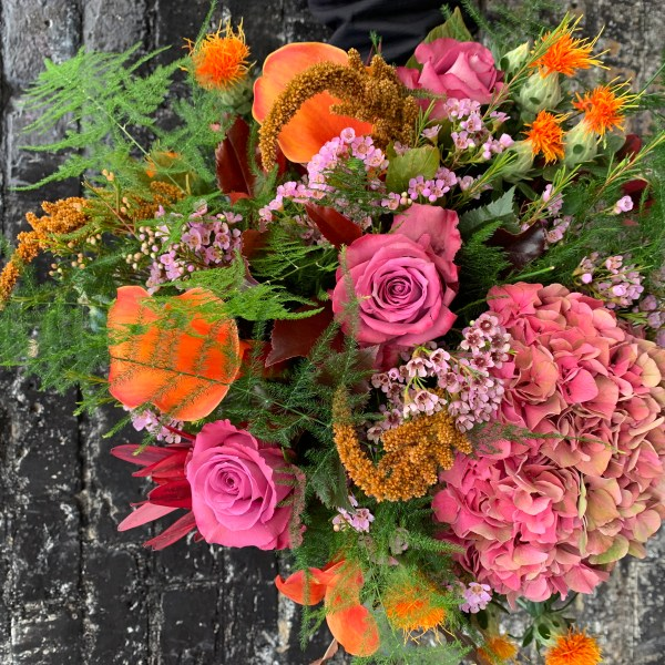 Floral Delights from Igloo Flowers, London