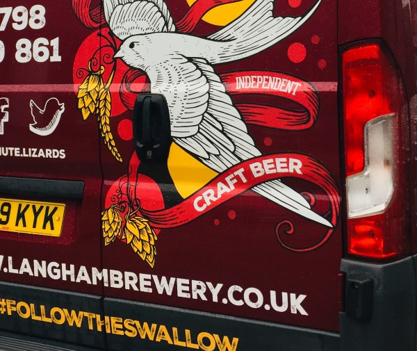 Langham Brewery – Home Delivery