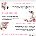 Top 7 Reasons Why People Fail In Network Marketing