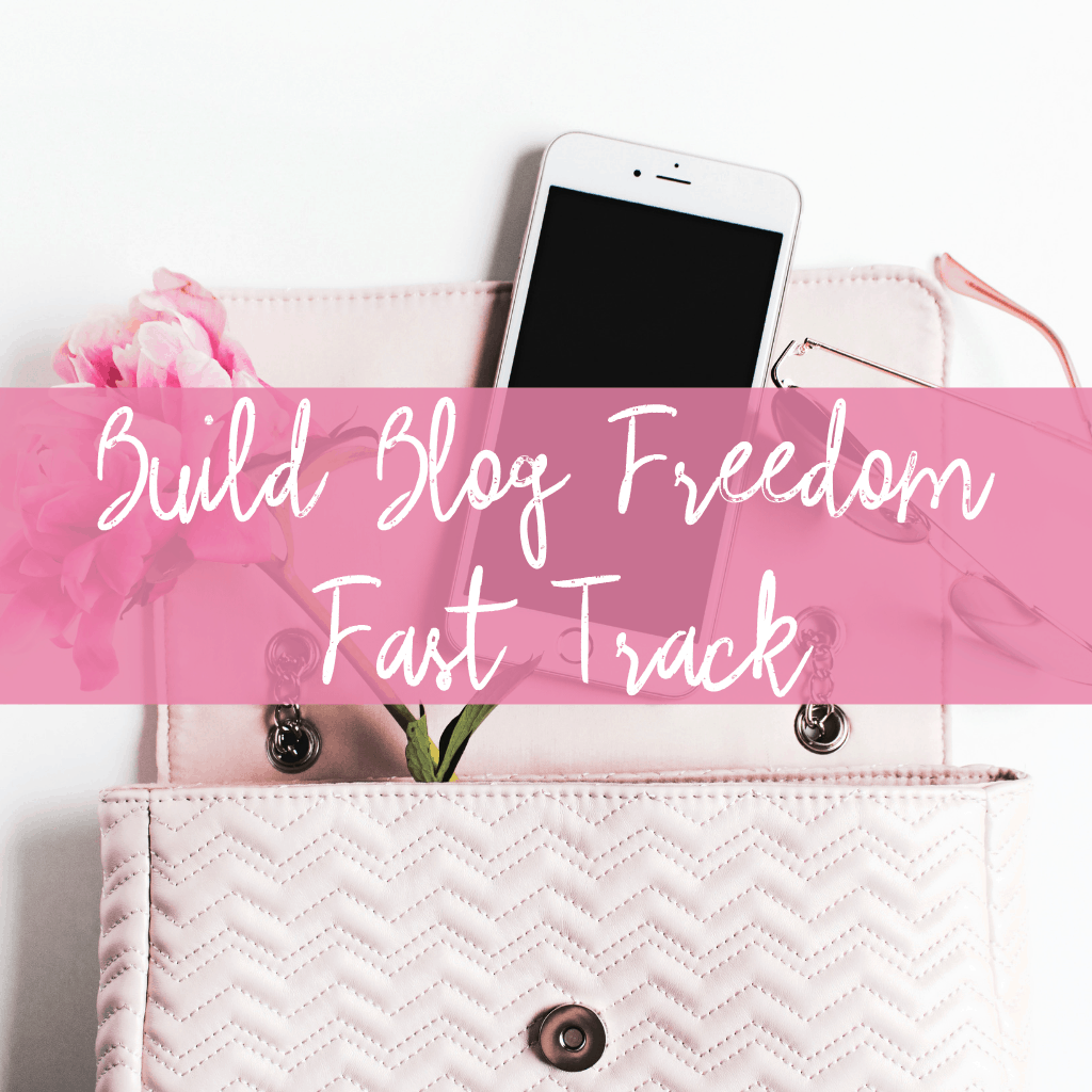 Build Blog Freedom Fast Track