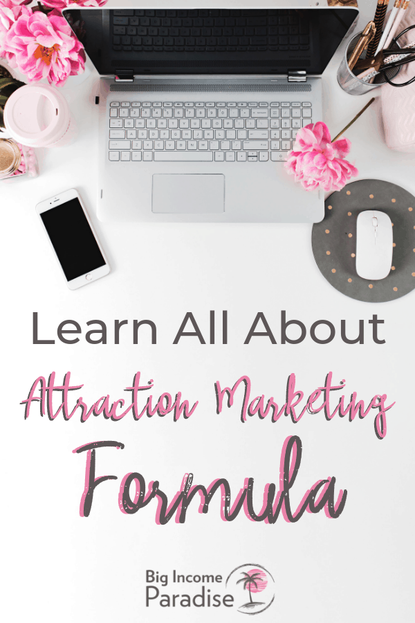 One of the best strategies you can do is Attraction Marketing. This is the best strategy that you can use with your social media marketing. I put together some attraction marketing tips that will help you create a formula for your Social Media marketing posts. You will attract targeted leads and increase sales online. #BigIncomeParadise #AttractionMarketing #SocialMediaMarketing #BrandingTips #BusinessTips #OnlineBusiness #DirectSales #WorkFromHome