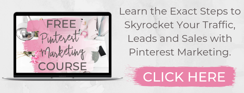 Learn the Exact Steps to Skyrocket Your Traffic, Leads, and Sales with Pinterest Marketing.