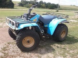 1987 Yamaha Moto 4350 ATV BigIron Auctions