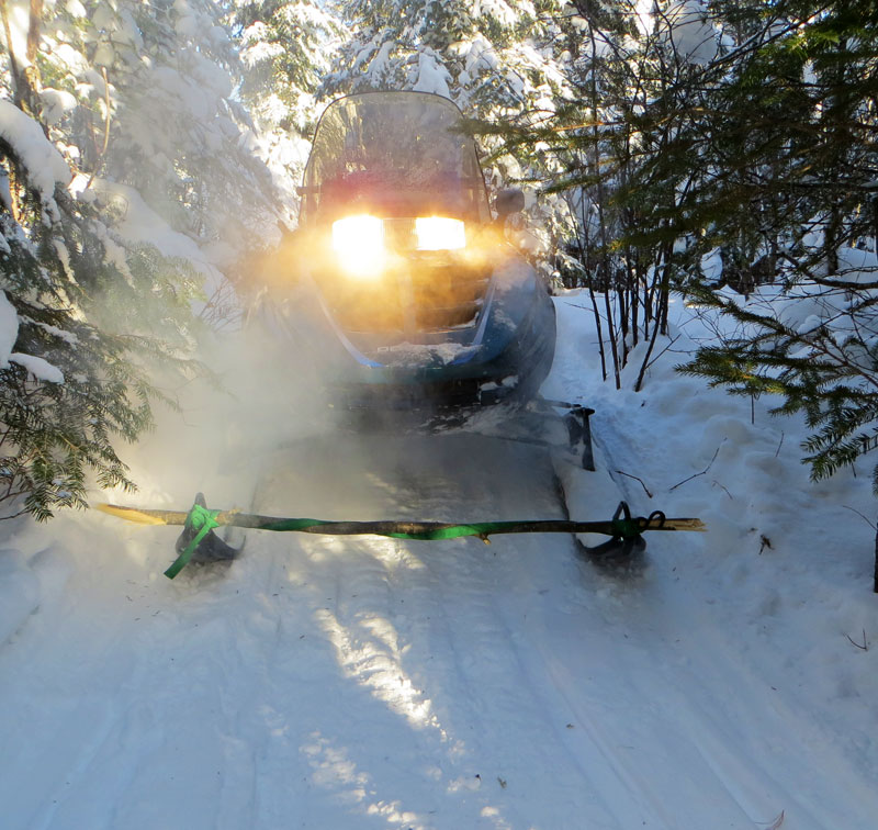 snowmobile fix