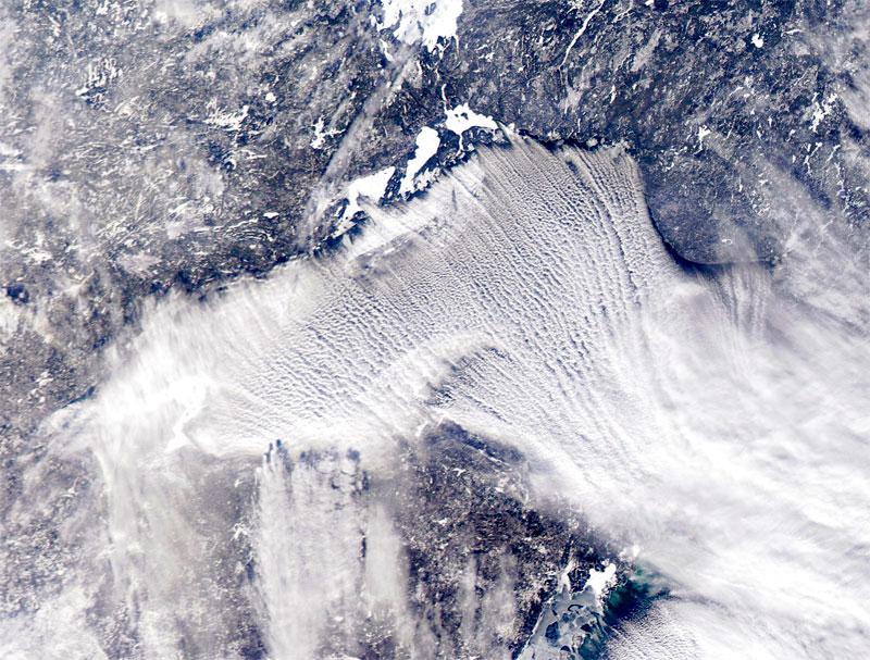 Lake Superior January 6, 2014