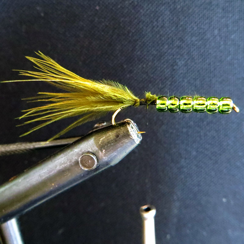 Fly Tying Leif's Glass Bugger