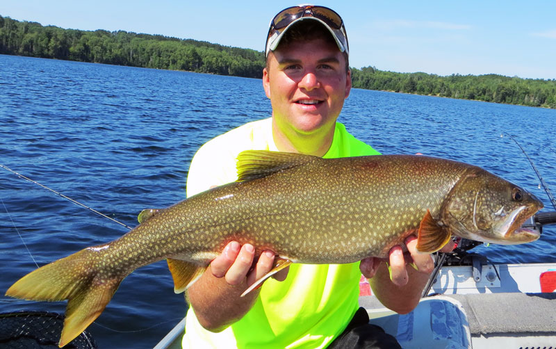 Boundary Waters Lake Trout