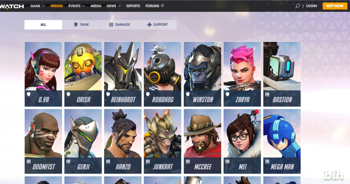 My Overwatch Wishlist has a new Overwatch hero - Big Large Huge