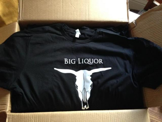 Big Liquor T shirts