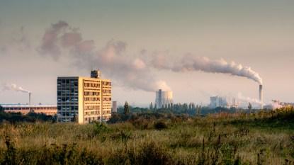 corbusierhaus and power plant