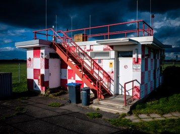 old weather station at thf airfield copyright andreas reich 2013