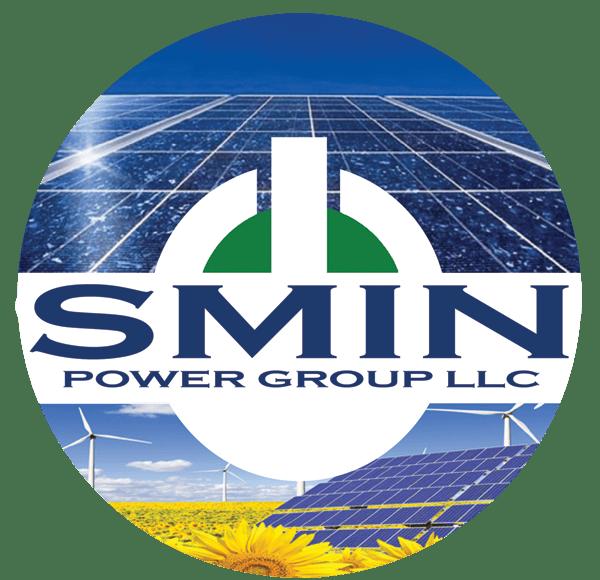 Logo Design For SMIN Power Group