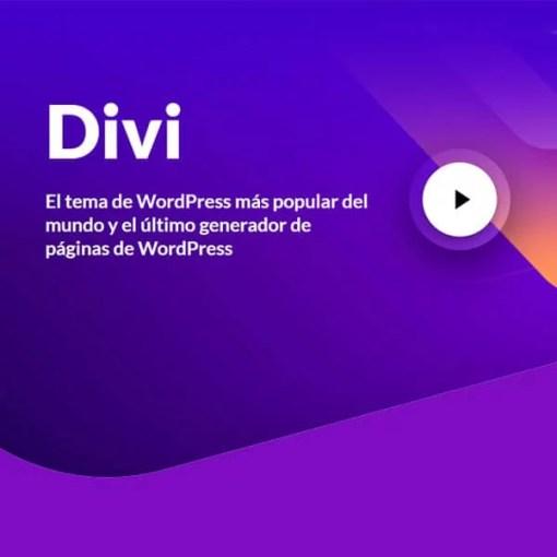 descargar DIVI gratis para Wordpress