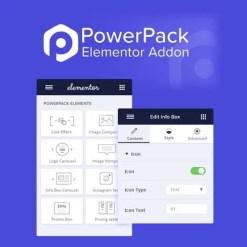Descargar Powerpack for Elementor Wordpress Plugin