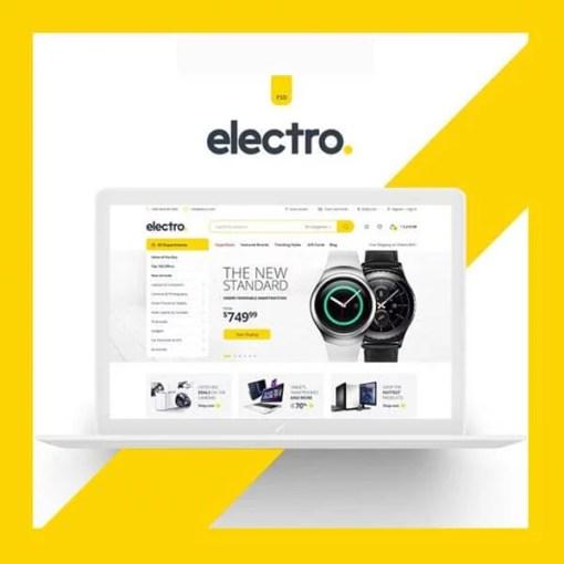Descargar-Electro-Electronics-Store-Wordpress-Theme