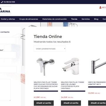 ¡Lanzamos nuestra tienda online!