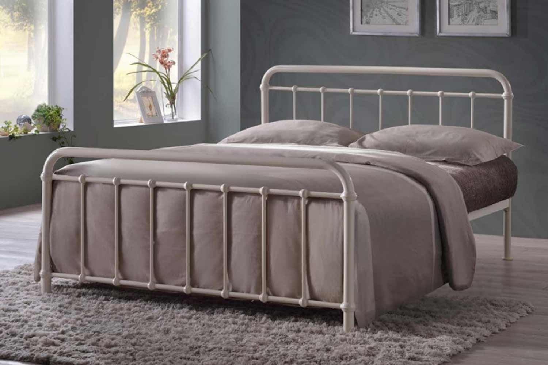 malta metal bed frame