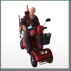mobility scooter testimonials - testimonial8