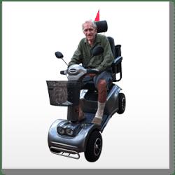 mobility scooter testimonials - testimonial9