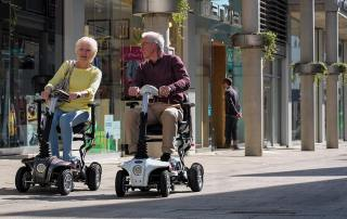 queensland road rules for mobility scooters