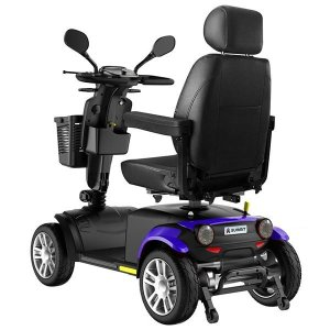 versatile and affordable Big Mikes mobility scooter Summit K2- gallery-k2-back
