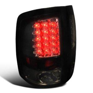 Spec D LED Tail lights for Dodge Ram