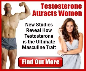 More testosterone