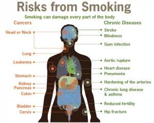 smoking lowers testosterone