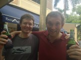 Beers with my cousin Phil (Singapore)