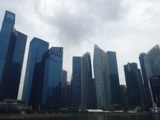The Marina Business District (Singapore)