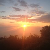 Tiger Hill Sunrise (Darjeeling, India)