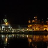 The Golden Template at Night (Amritsar,India)