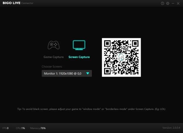 Bigo Live Connector Download