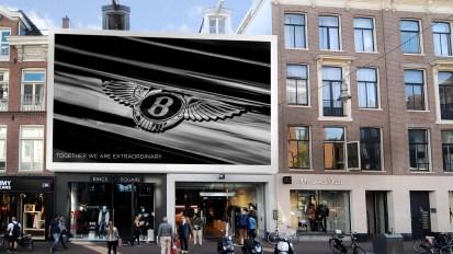 Steigerdoekreclame P.C. Hooftstraat 127-129