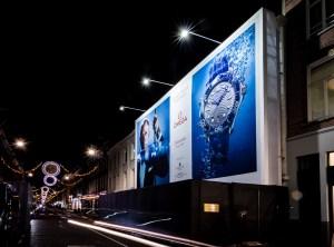 Big Outdoor Media steigerdoekreclame locatie PC Hooftstraat Amsterdam