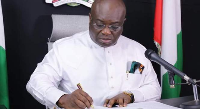 Governor Ikpeazu Relaxes Curfew In Aba