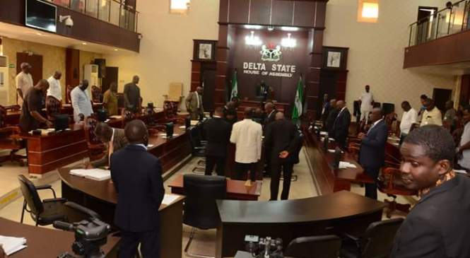 Drama In Delta Assembly As New DSIEC Chairman Nominee Don't Know Ibori's Daughter Is His Constituent Rep