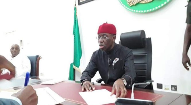 I Feel Your Pains, Okowa Tells Deltans In His 57th Independence Anniversary Address
