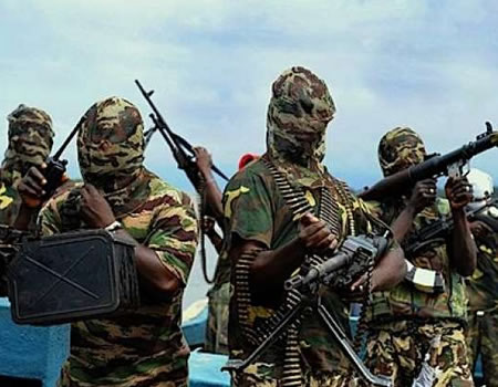 Ex-militant Leaders Demand For Pipeline Surveillance Job From Buhari's Govt