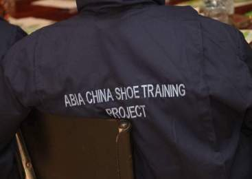 Made In Aba: Governor Ikpeazu Sends 30 Shoemakers To China For Training