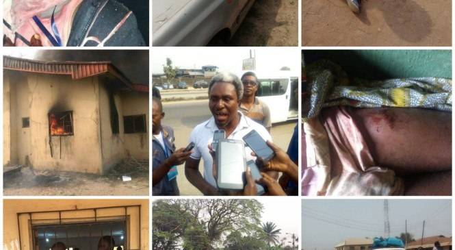 Council Polls: DSIEC Adhoc Staff Slump, Dies In Onicha-Ugbo As Okowa, Uduaghan Vote Amid Violence