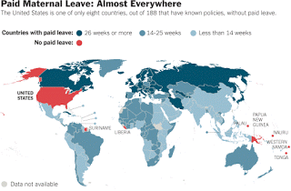 The Waning Days of My American Maternity Leave