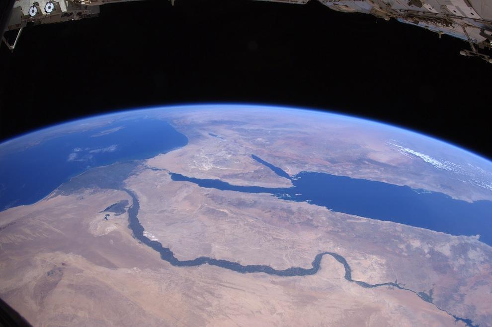 1652 Невероятные фото из космоса астронавта Дугласа Уилока