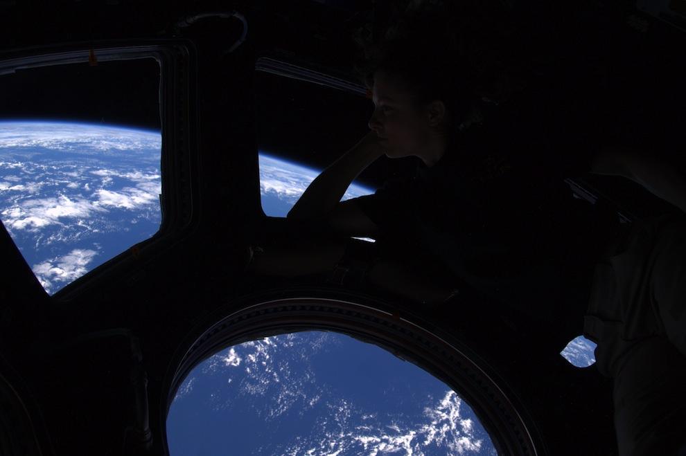 1936 Невероятные фото из космоса астронавта Дугласа Уилока