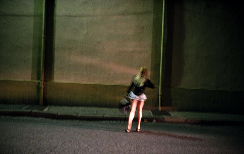 SNAG 23 Проституция во Франции