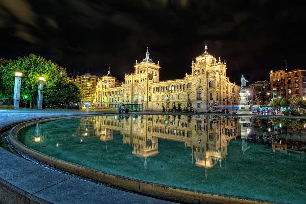 1167 Изумительная архитектура Испании