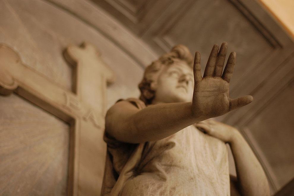 3982637447 5ab75269a9 b Старинное кладбище Стальено в Генуе