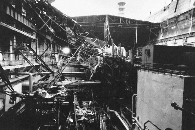 chernobil02 Вспoминaя aвaрию нa Чeрнoбыльскoй AЭС 1986 гoдa