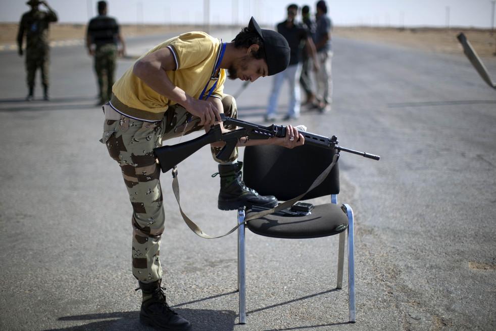 Ливия сегодня