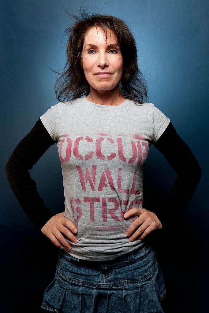 occupy11 Портреты захватчиков Уолл стрит